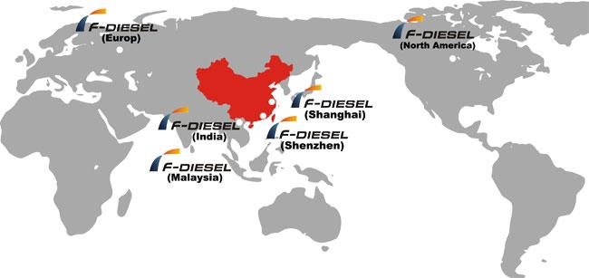 F-diesel - CUMMINS,DEUTZ, ISUZU,KOMATSU,PERKINS diesel engine and